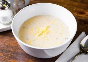 Сырный суп с кукурузой и курочкой